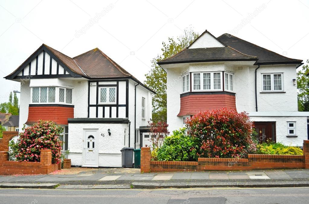 Casas inglesas fotografia de stock editorial 85cornelia 14568647 - Imagenes de casas inglesas ...
