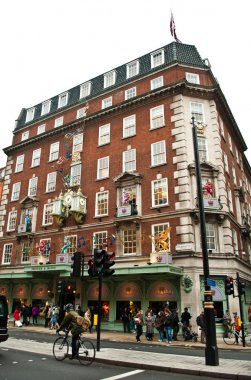 Fortnum and Mason in London