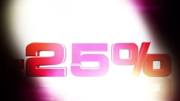 25 százalék kedvezményt
