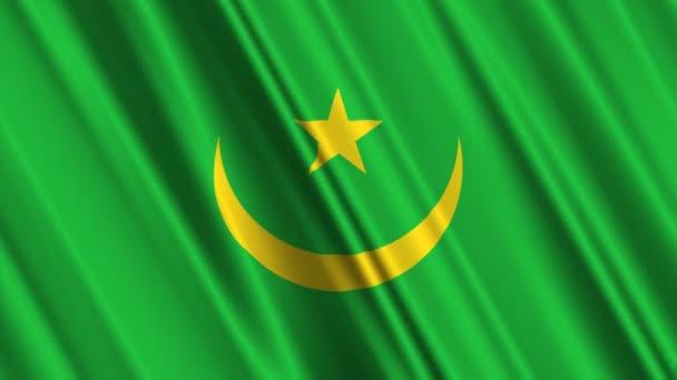 Mauritánská vlajka