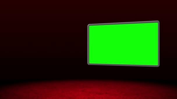 Green screen box design