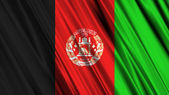 Fotografie Afghansitan Flag