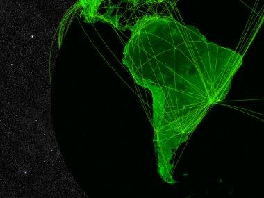 South America network