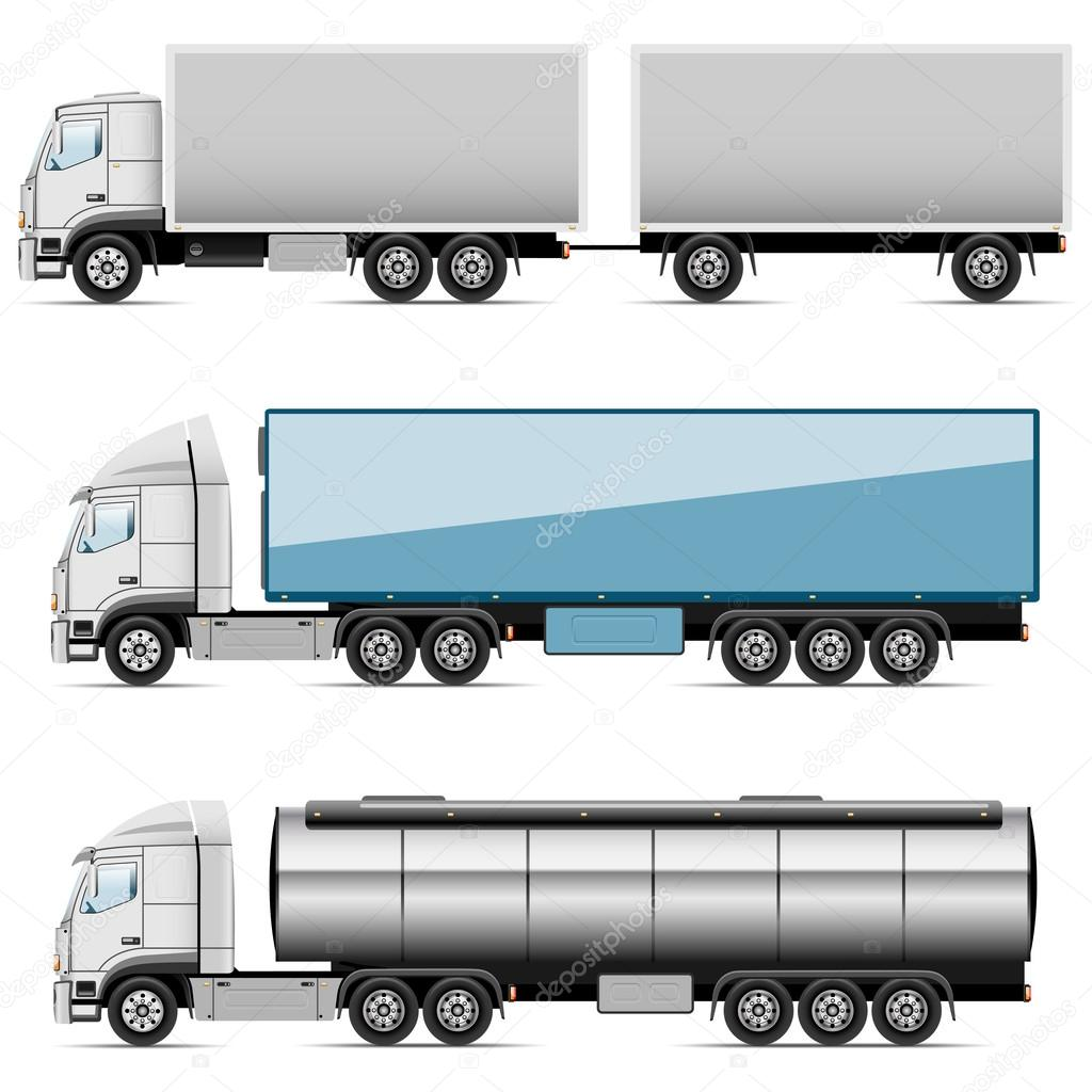 icons trucks