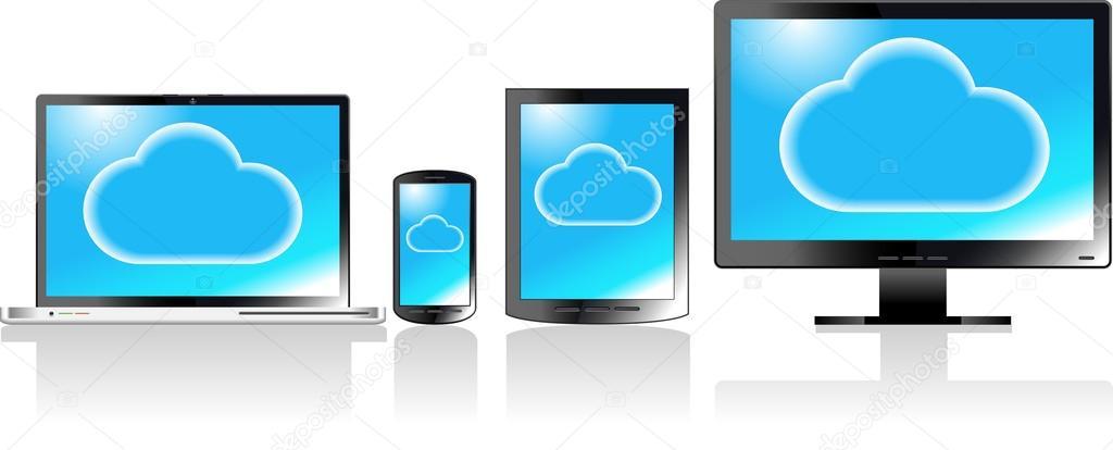 Social Media communication electronics