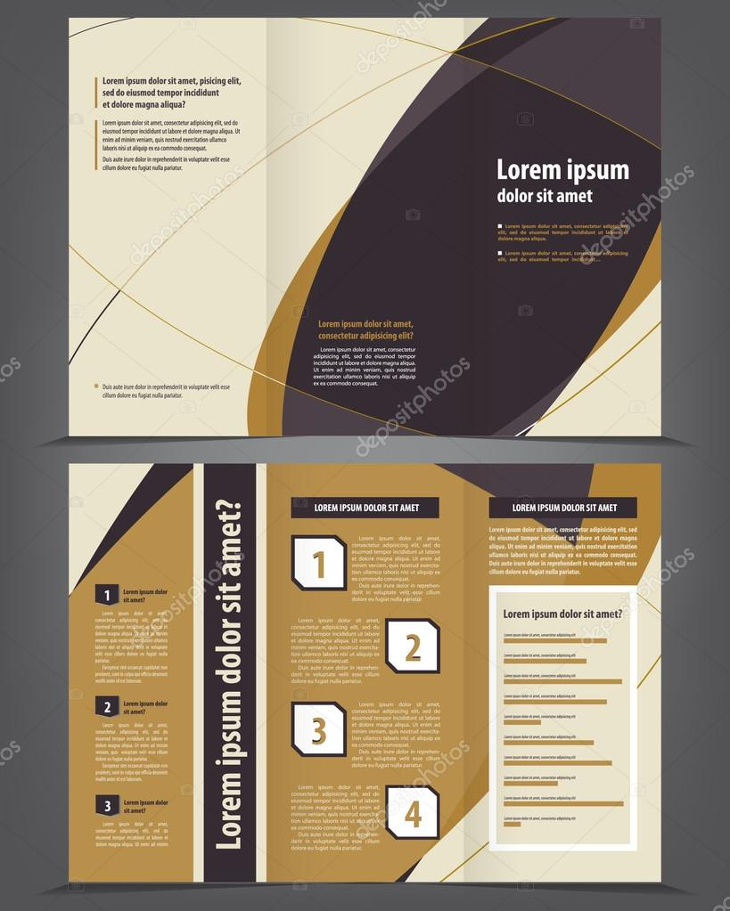 Threefold business brochure