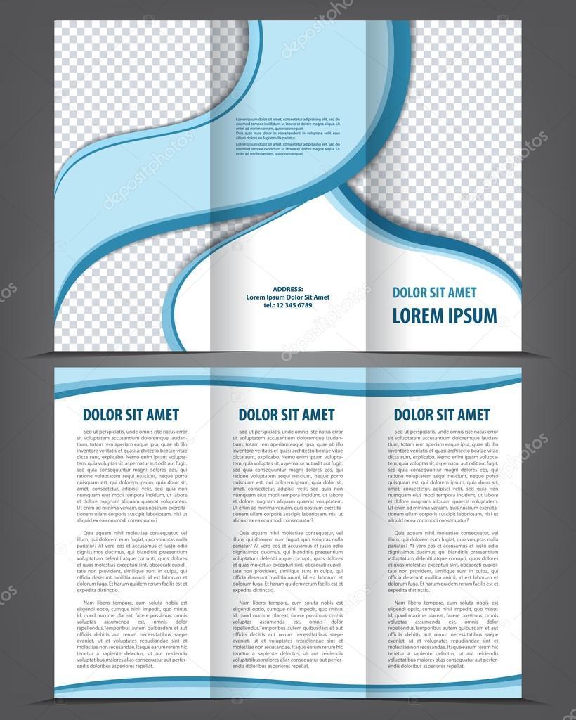 Nett Blaue Druckvorlage Zeitgenössisch - Beispiel Anschreiben für ...
