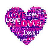 Valentinstag-Herz