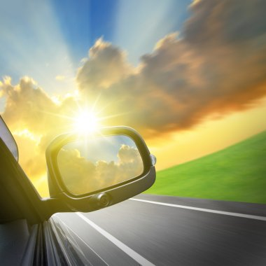 Drive to the sunshine