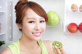 Fotografie zdravé stravovací koncept