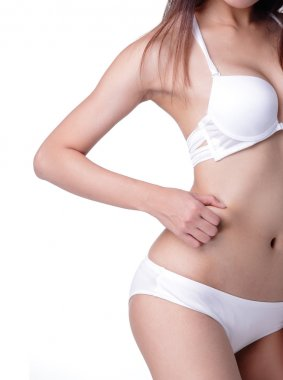 Woman need weight loss