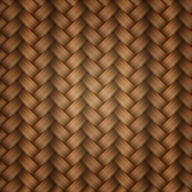 Tiling wicker texture