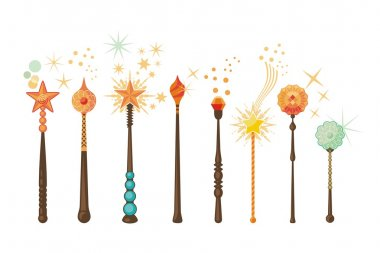 Magic Wands Set