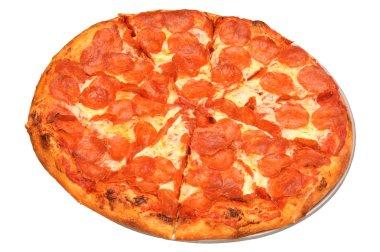 Peperoni pizza