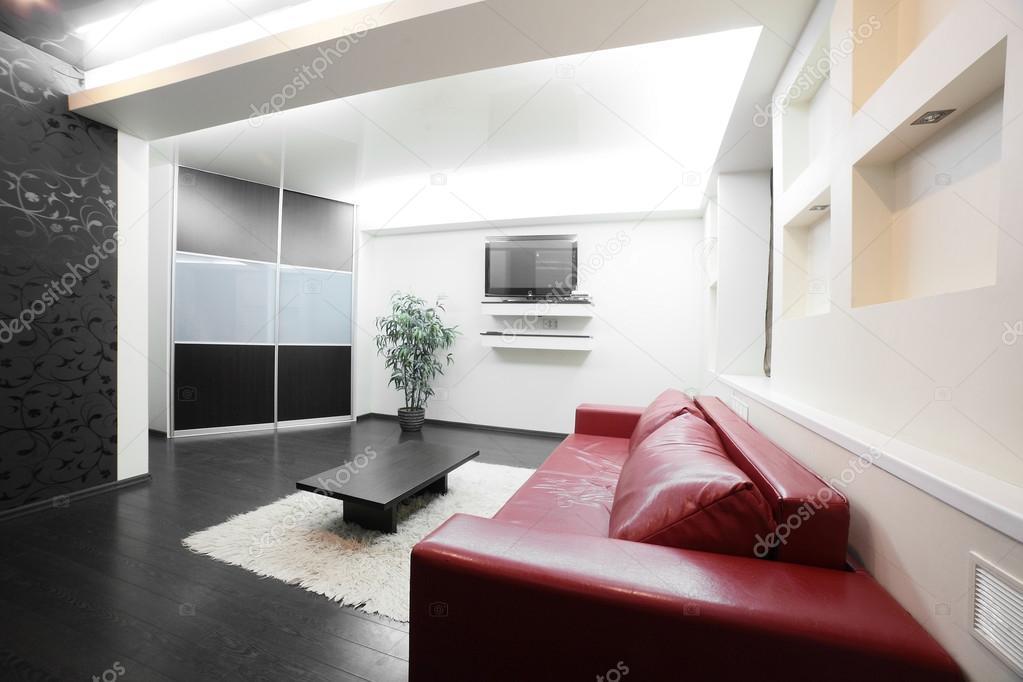 Interieur des modernen Beauty-salon — Stockfoto © fiphoto #46678437