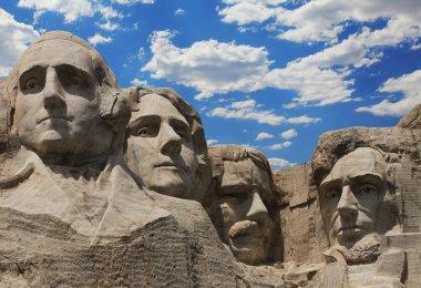 Mount Rushmore National Monument. South Dakota, USA.