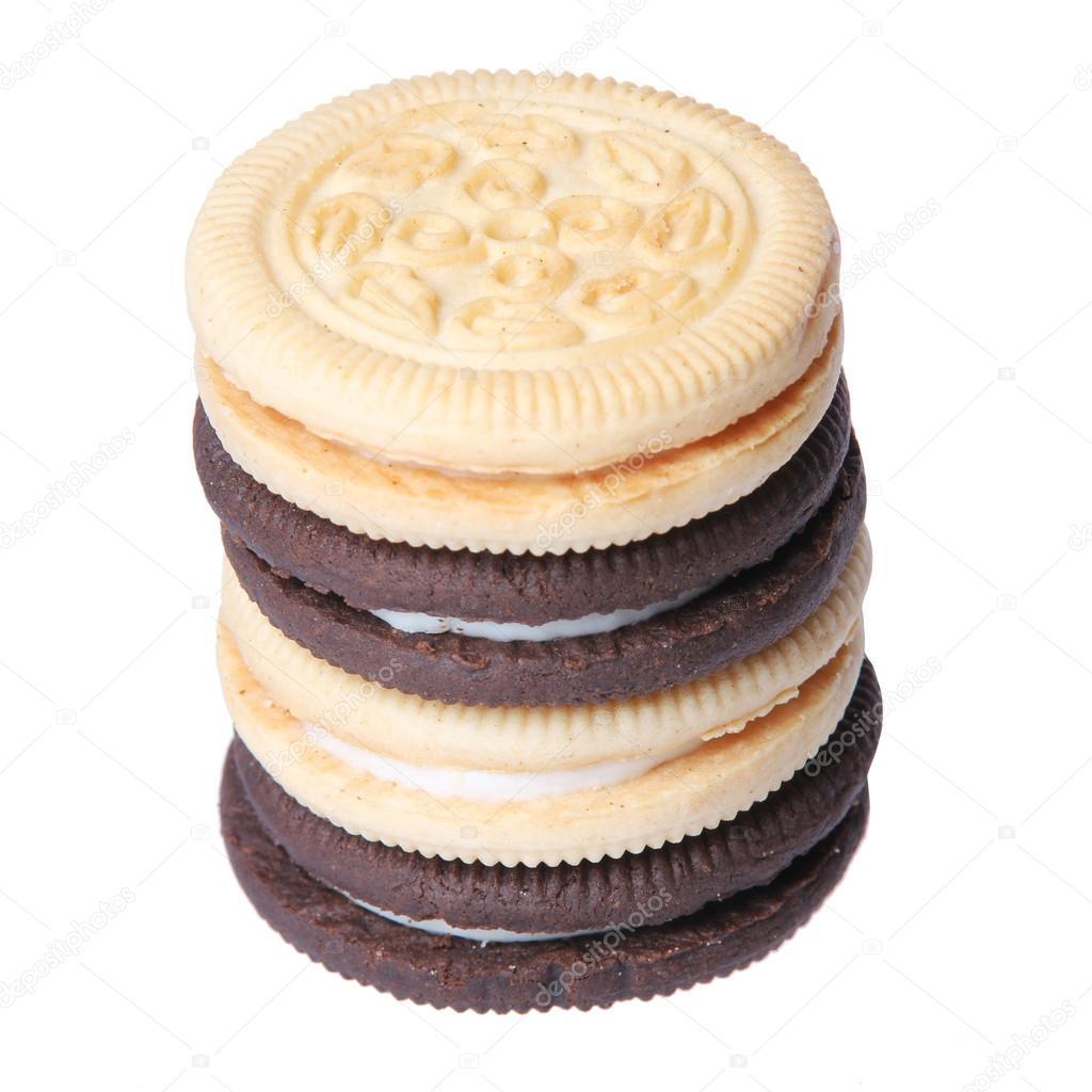 Imagenes Vainilla Y Chocolate Galletas De Chocolate Y Vainilla - Marron-y-chocolate