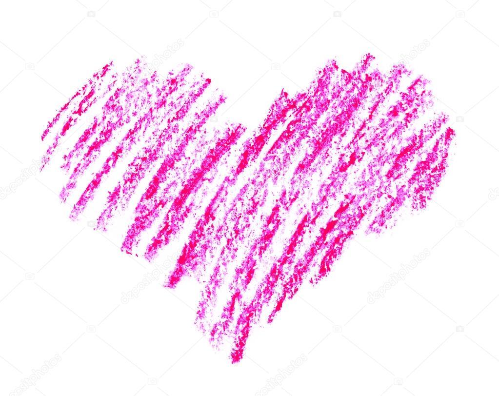 Lápiz En Forma De Corazón