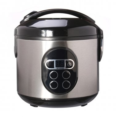 Multi Cooker isolated on white background