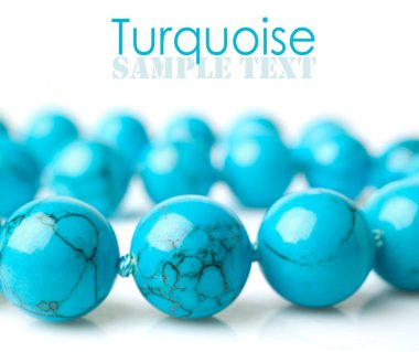 turquoise close-up