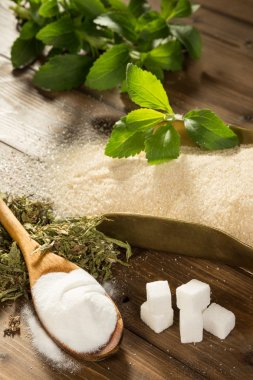 Healthy stevia or bad sugar