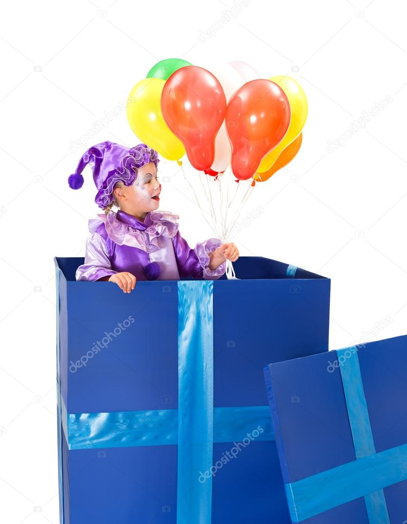 Harlequin Balonları Stok Foto Klanneke 16488797