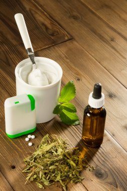 Forms of Stevia sweetener