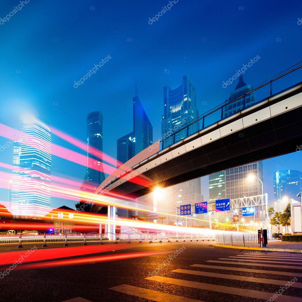 Фотообои Сейчас город по ночам