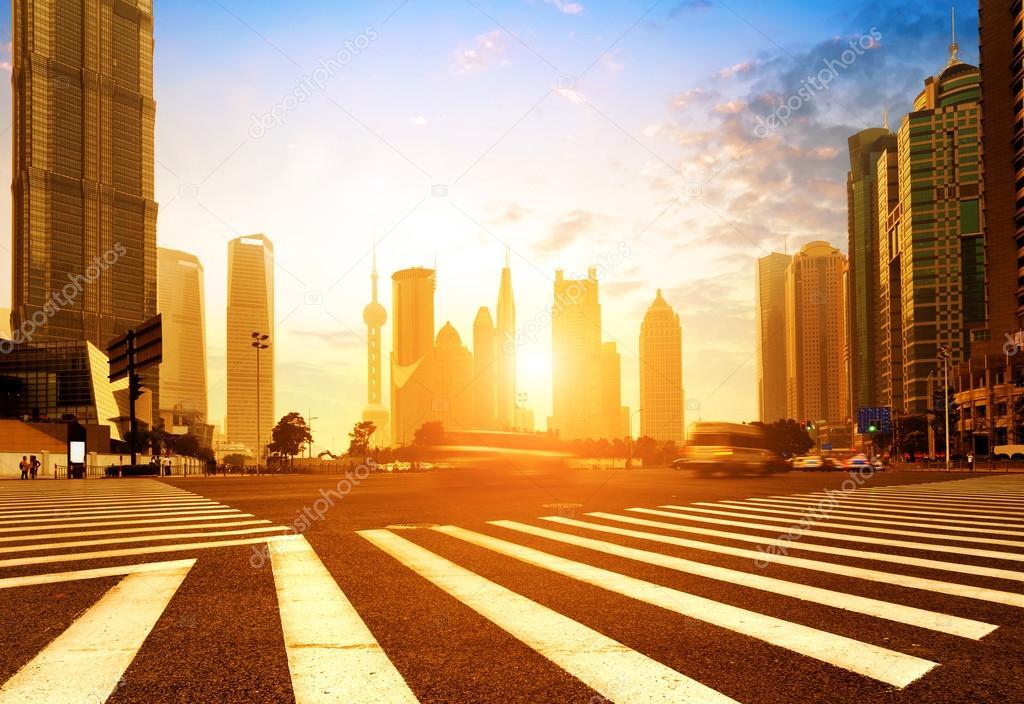 Shanghai's streets