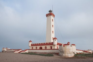 Lighthouse in La Serena, Chile