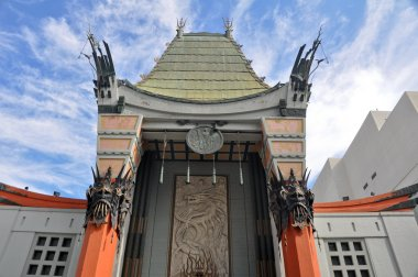 Grauman's Chinese Theatre, Hollywood (California)