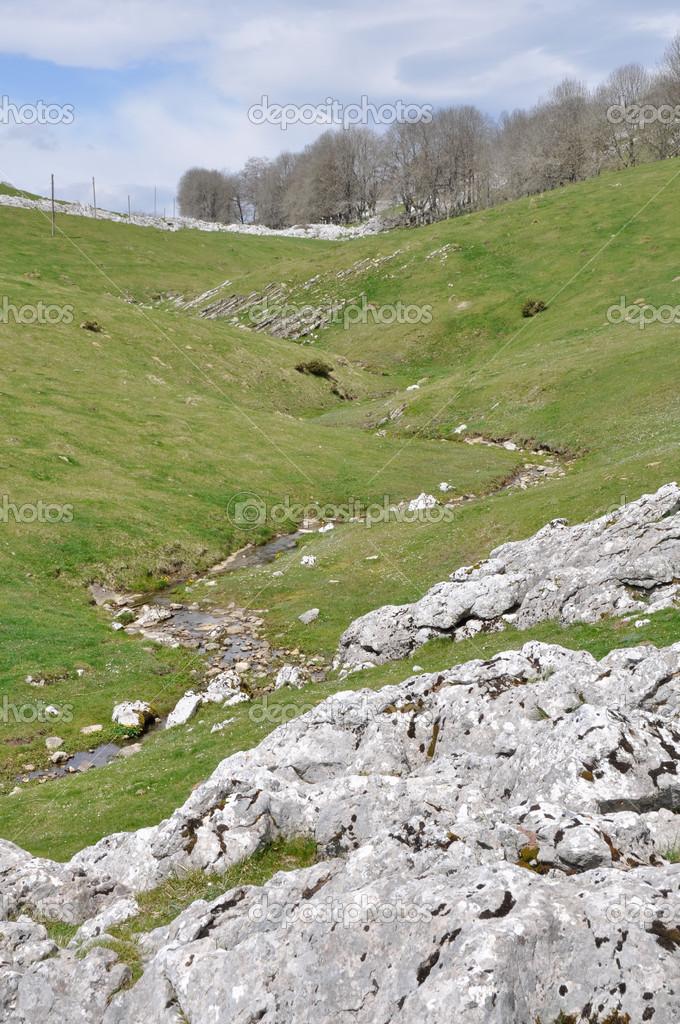 Aizkorri range, Basque Country, Spain