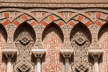 Detail of Mosque-Cathedral, Cordoba, Spain