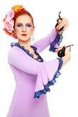 Photo Flamenco dancer