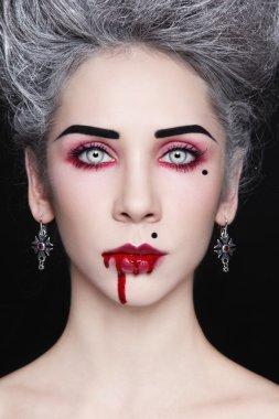 Blood beauty