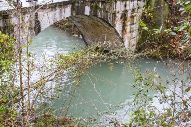 Tajo river.