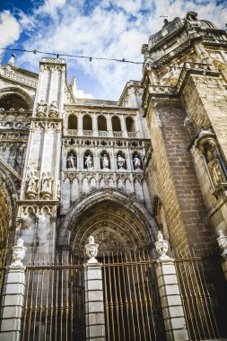 Majestic Cathedral of Toledo