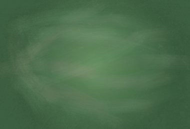 Blank chalk board background