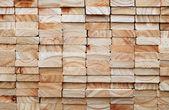 zásobník hranaté dřevěné desky