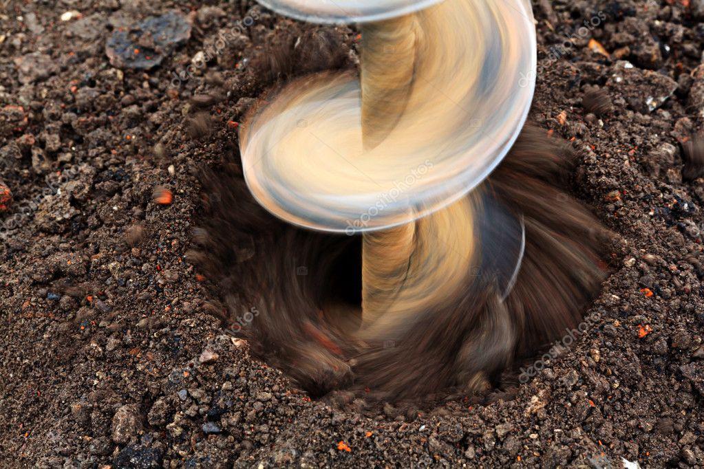 Drill ground