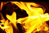 Fotografie plamen ohně