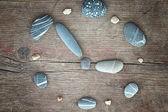 Photo Pebble stones