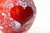 Fotografie Red apple