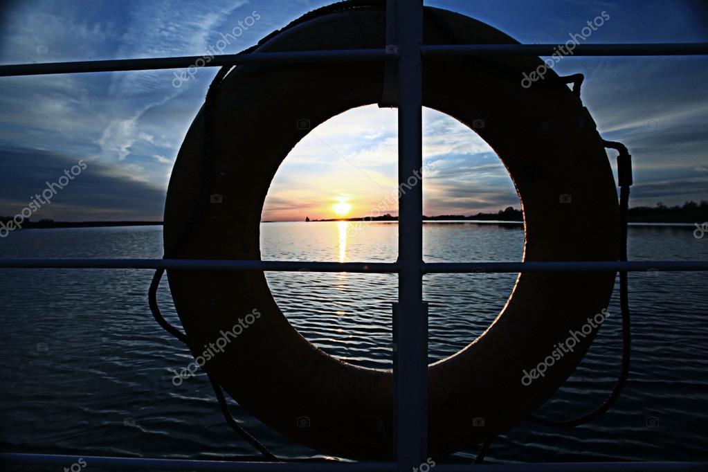 boat lifebuoy