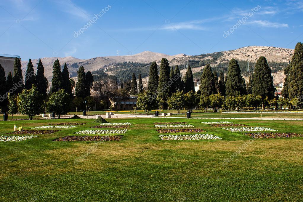 Jahan Nama garden in Shiraz