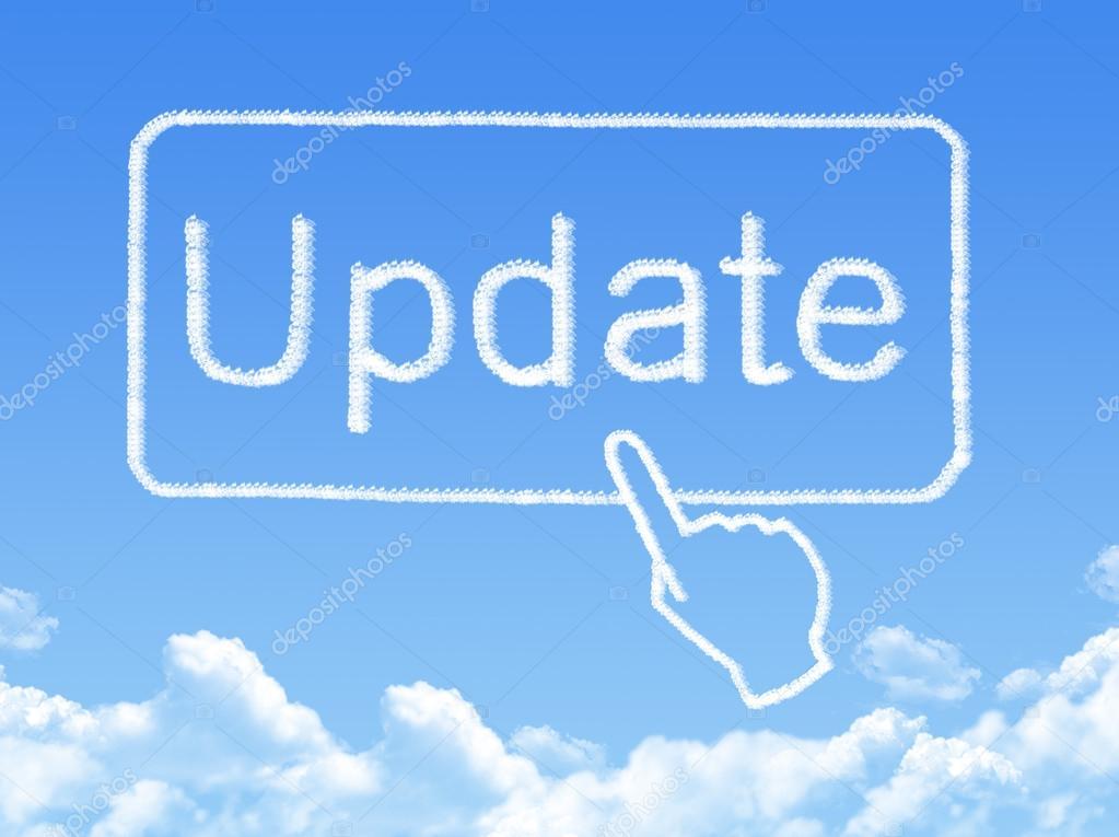 Update message cloud shape