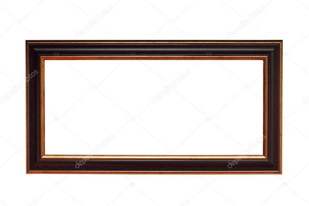 large wooden frame — Stock Photo © taviphoto #41082783