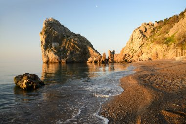 Rock Diva, Simeiz, Crimea, Ukraine.