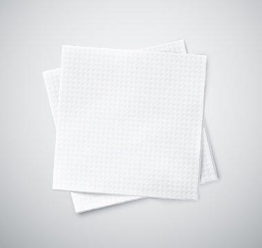 Two napkins