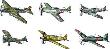 WW2 aircraft